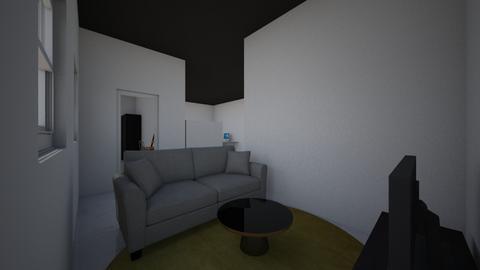 1 - Modern - Bedroom  - by NnonNnon