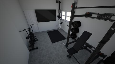Waverly Basement Gym - by rogue_f19cab393d8fdc90682fad80e5e14