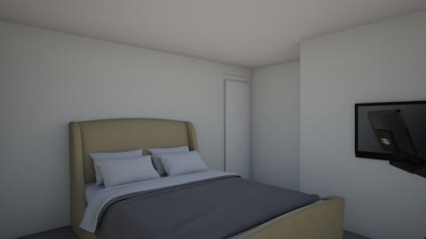 Master Bedroom - Modern - Bedroom  - by andrewlttl