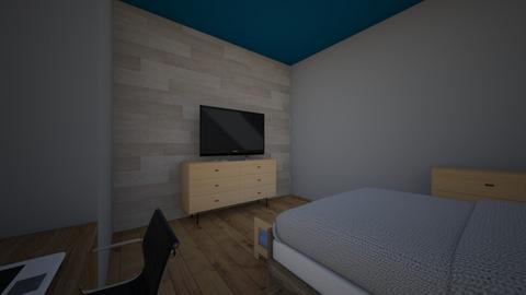 My New Bedroom - Bedroom  - by coasty