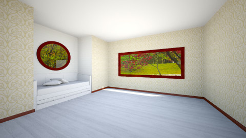White Room - by jasonpicker