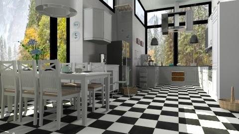 KEW - Kitchen  - by milyca8