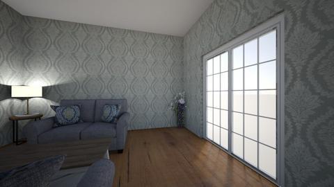 formal balance  - Living room  - by csigm4598