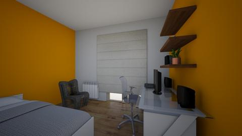 Habitaciomeva12puntocuatr - Modern - Bedroom  - by Xacreacio