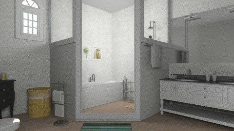 house american suite - Classic - Bathroom  - by Maria_Julia