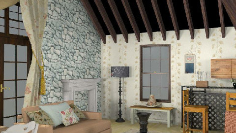 wk12 country cottage - Country - by designerv