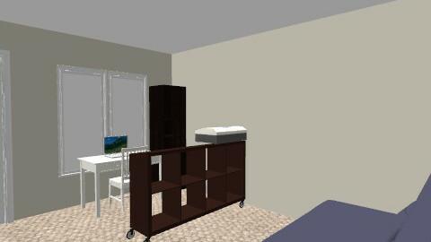 office/guestroom/musicroom - Minimal - Office  - by mrsesselmann