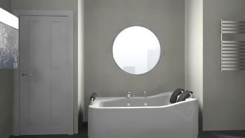 bathroom - Minimal - Bathroom  - by meganjj94
