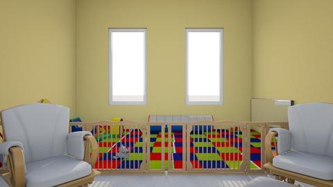 HH playpen - Kids room  - by addiwood