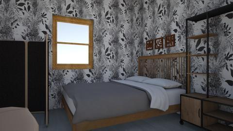 Maria Romero - Classic - Bedroom  - by Mariaromero