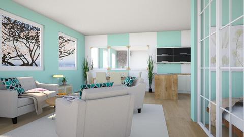 Tiny Apartment I - Modern - by millerfam
