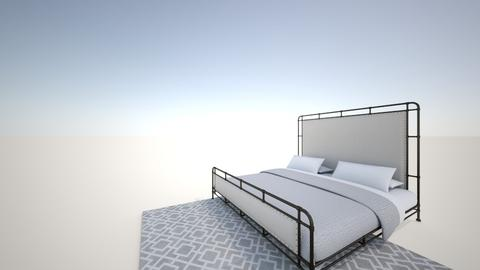 white air  - Bedroom - by Sadiesct