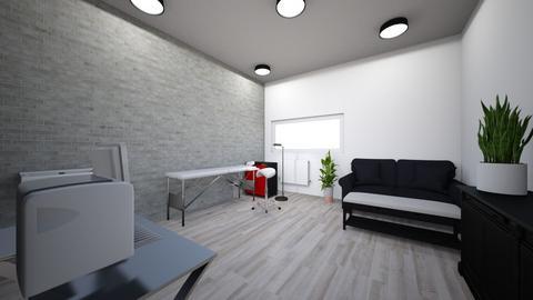 tat - Office  - by joeguar