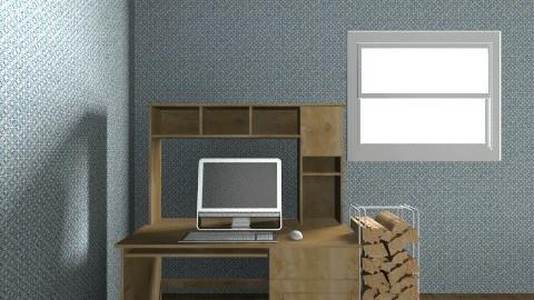 Sobam - Vintage - Office  - by kiljaeden100