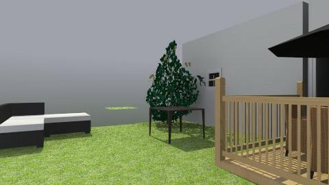la maison de coline - Modern - Garden  - by Agathe Moi