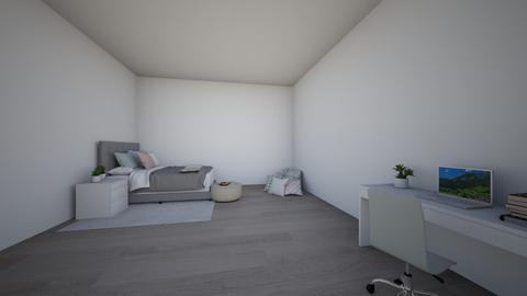 aesthetic room - Bedroom  - by magreetbekkema11