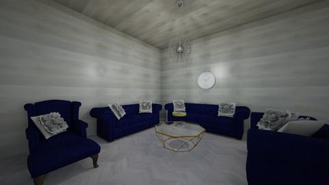 Old Design - Living room  - by RoseGrangerWeasly