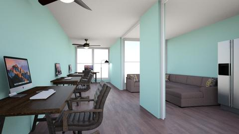 Container office - Office  - by Dogo