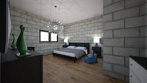 Alan room - by Clari24