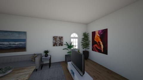s - Modern - Living room  - by gaye ecem