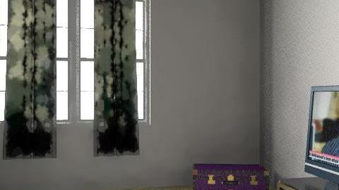Livingroom4 - Glamour - Living room  - by buzzingbeth