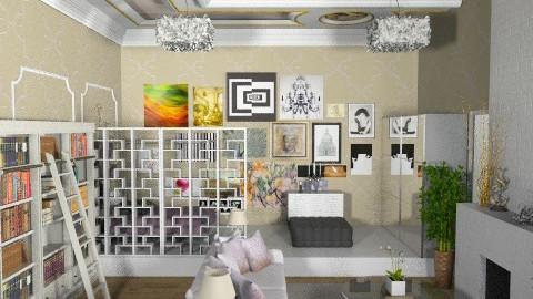 Paris studio - Glamour - by mide93