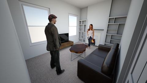 Living room - Living room  - by glimbrick