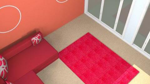 glamour room - Glamour - Living room  - by kimberley_mcferren