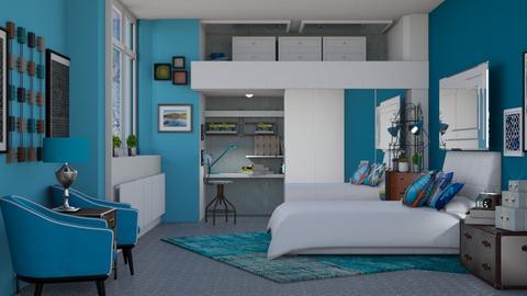 short room  - Bedroom - by pachecosilv
