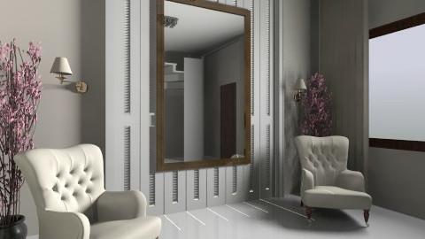 hallway - Modern - by tita