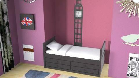 the best of british - Retro - Bedroom  - by sandmart