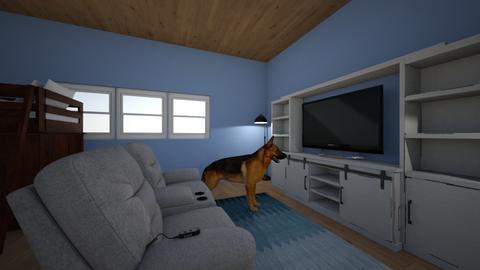 Dream House Ollie Luke - Kids room  - by finnwhit17