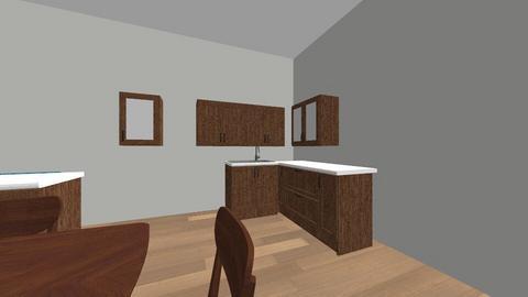 Apartament - Dining room - by galleto_dimitrova