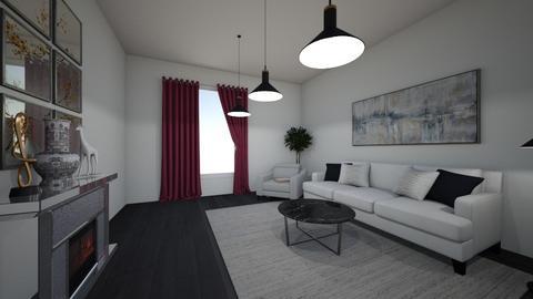 moonchild01 - Living room  - by MOONCHILD01