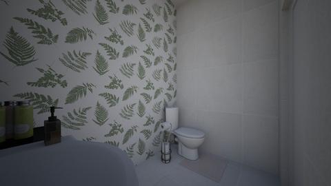 bathroom design - Bathroom  - by Lividash