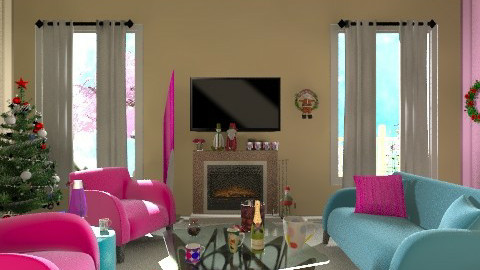 madillemu 10 - Glamour - Living room  - by alia1391