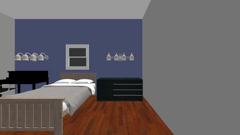 My dream bedroom  - Bedroom  - by mongdaya19