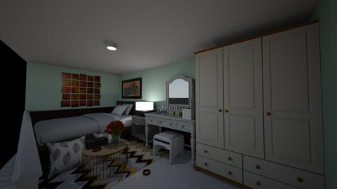 thietke12 - Vintage - Bedroom  - by  thinhnt110