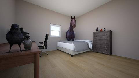 amy - Bedroom  - by saa2020