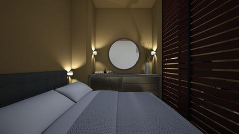 Casa245Bedroom - Eclectic - Bedroom  - by nickynunes