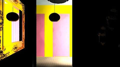 Jack Bedroom - Retro - Bedroom - by Michael Bennett