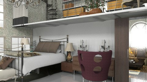 Chocolate Milk - Modern - Bedroom - by Your well wisher