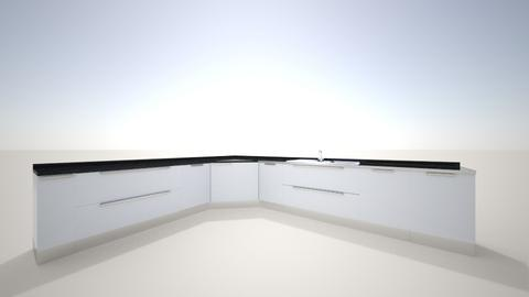 123 - Kitchen - by _ana_