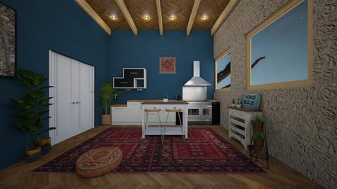CHAI V - Kitchen - by t harv
