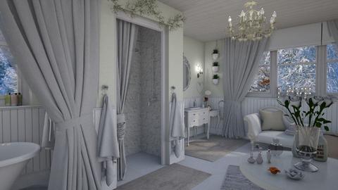 Shabby C Bathroom - Bathroom - by JM Krab