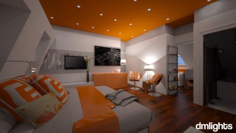 Putney Template - Modern - Bedroom  - by DMLights-user-982918