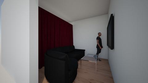 Laurent - Modern - Bedroom  - by LJfrmda243