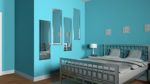 Teen Room - Modern - Bedroom - by muffinswithfrosting
