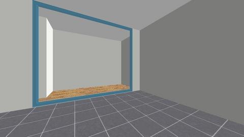 Flat - Modern - Living room  - by fgashi