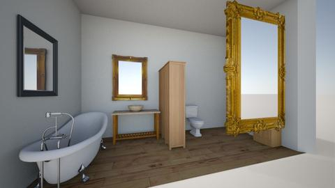 bath house - Bathroom  - by MarkVanThillo